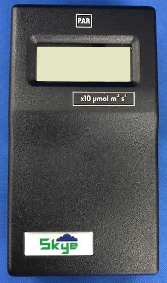 Standard Display Meter