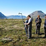 Using the SpectroSense2+ system for measuring vegetation indices
