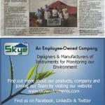 Skye Featured in Local Newspaper