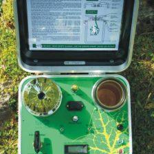 Digital Plant Moisture System