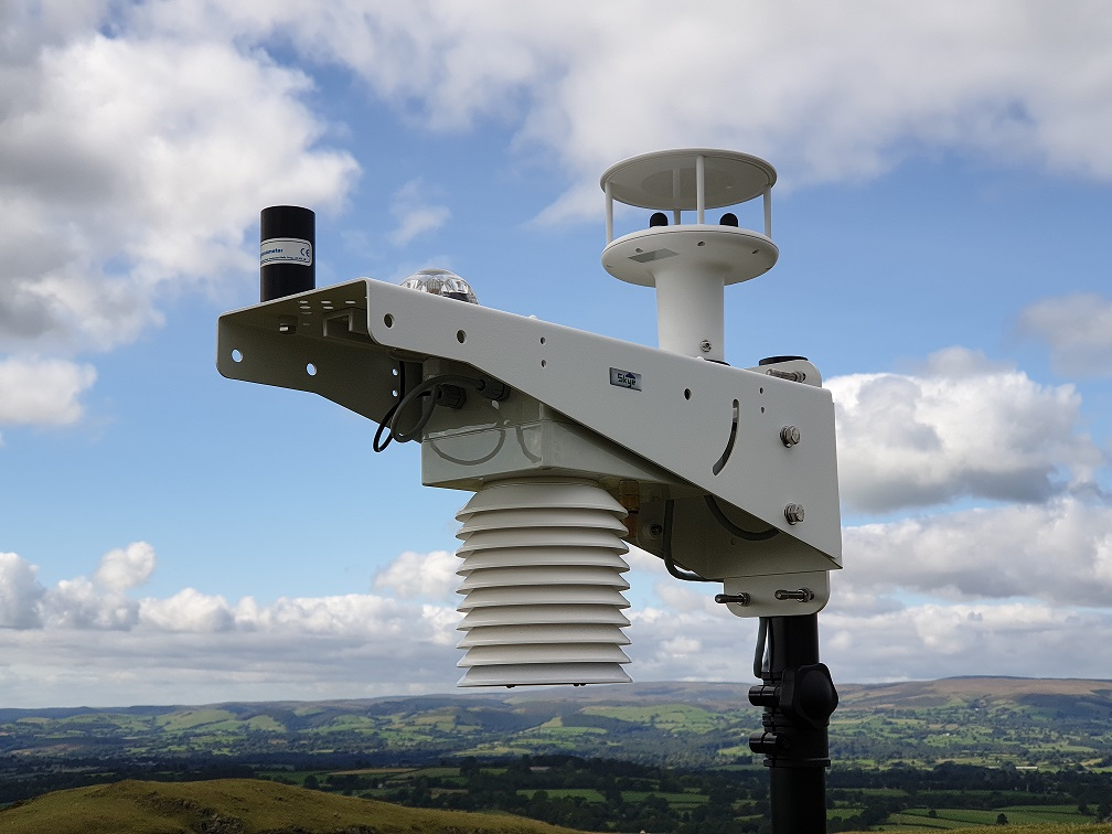 Compact Weather Station